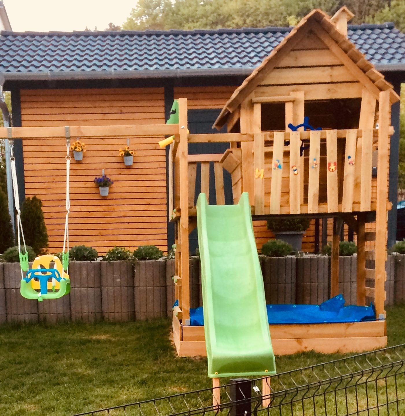 Super Ein Kinderspielhaus Holz neu oder gebraucht kaufen? - Ein FO88
