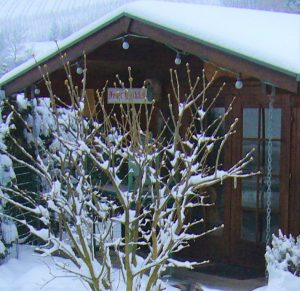 Gartenhaus-Spielhaus